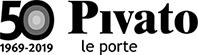 Logo Pivato Porte